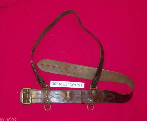 Sam Browne WW Ii belt