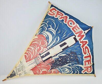 Vintage Top Flite Paper kite Spacemaster Space Shuttle Launching Rocket USA