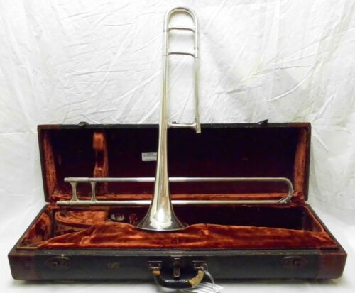 """Vintage Olds S15F """"Super Olds"""" Trombone in Good Condition - Make an Offer!!"""