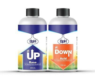 Biopharm pH Up and pH Down Control Kit | 250 mL | Achieve The Perfect pH
