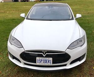 Tesla model S -$58000 PLUS TAX