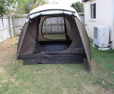 Dune Sturt II 4V Dome Tent & Dune 4WD Ten Man Tent   Camping u0026 Hiking   Gumtree Australia ...