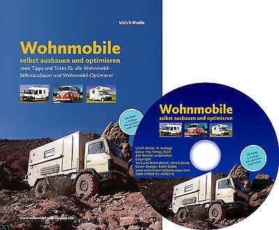 Wohnmobile selbst ausbauen und optimieren (E-Book auf CD-ROM)