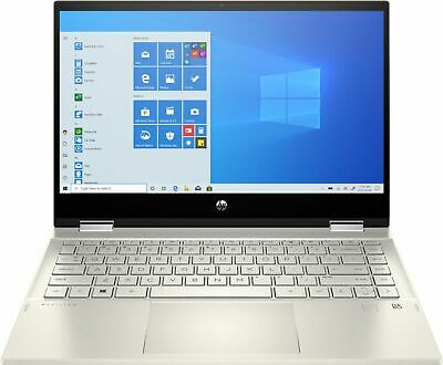 """HP - Pavilion x360 2-in-1 14"""" Touch-Screen Laptop - Intel Core i5 - 8GB Memor..."""