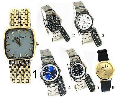 Jakob Strauss Armbanduhr Weihnachtsgeschenk für Ihn Vater Opa Box ()