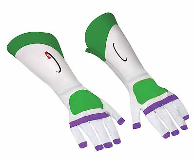 Used, Buzz Lightyear CHILD Gloves One Size NEW Toy Story 4 for sale  Shipping to India