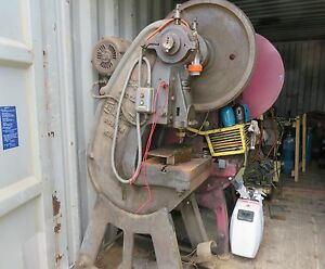 Punch press, powder press, Wallbank 20A, 20ton Uralla Uralla Area Preview