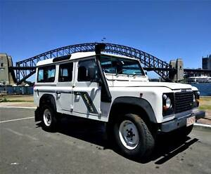 Land Rover Defender 110 1997 McMahons Point North Sydney Area Preview