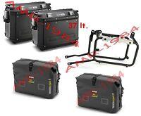 Set Suitcases Trekker Outback 37lt Honda 700 750 X 2013 2015 Obk37 Pl1111cam - givi trekker outback - ebay.co.uk