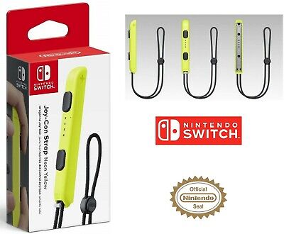 For Nintendo Switch Side Neon Joy Con Controller Wrist Strap Hand Rope