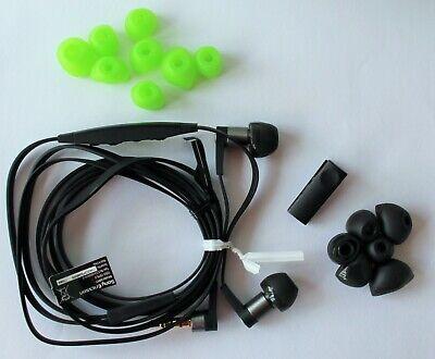Sony Ericsson MH1 LiveSound Hi-Fi Premium Stereo Headset Schwarz