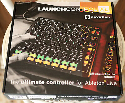 NUOVO Novation LaunchControl XL Ableton LIVE Midi Controller Surface