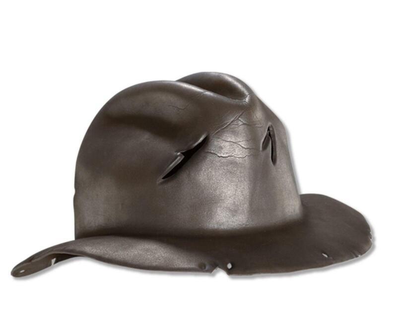 Freddy Krueger Adult Fedora Costume Hat