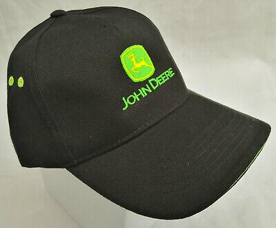 JOHN DEERE CAP. ADULT CONTRAST BASEBALL CAP, UNISEX