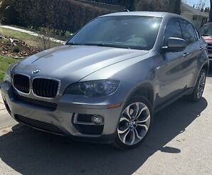2013 BMW X6 35i with M Sport Package ***Full warranty***