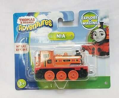 Thomas & Friends Adventures: NIA Metal Engine New in Package