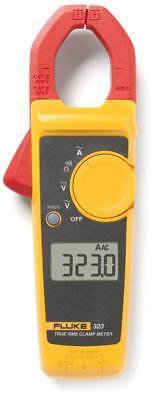 New Fluke 323 Digital Clamp Meter Multimeter Ac Dc Voltage Rms Amp True Test