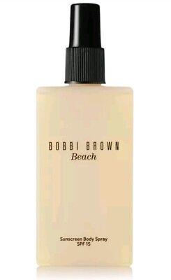 Bobbi Brown Beach Perfume Sunscreen Body Spray SPF 15 6.7 oz Scented New in Box