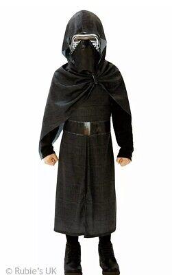 Childs Deluxe Kylo Ren Costume Star Wars Boys Girls Fancy Dress Book Week 7-8