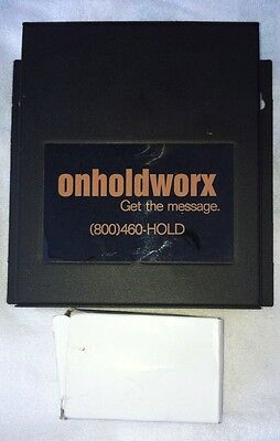 ONHOLDWORX Premier Technologies Model RUF 2704 Music On Hold Device Module