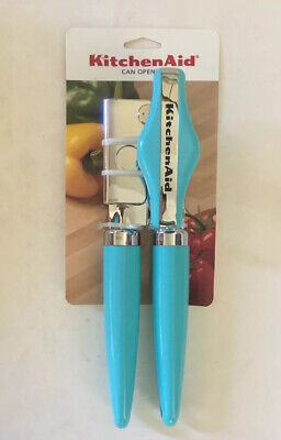 Aqua Blue KitchenAid Can Opener New
