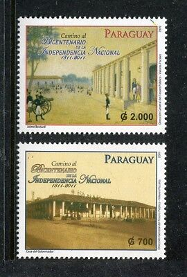 Paraguay 2889-2990, MNH, Road to Independence 2010. x16942