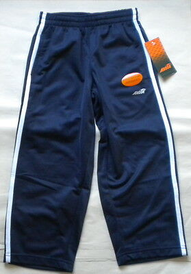 Avia Boys Navy/white Long Pants Size 4 $26