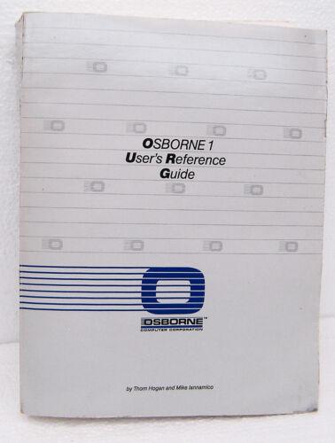Osborne 1 user