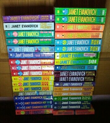 BUILD A LOT: Janet Evanovich Plum / Holt Paperback Books:CHOOSE TITLES FREE SHIP