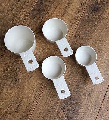 Measuring Cups Vintage Pyrex Kitchen Accessories Set Stack Together