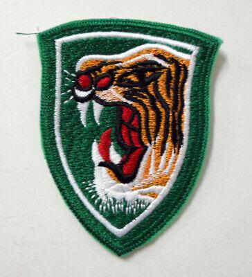 Korea Korean Army Tiger Division Patch Vietnam War