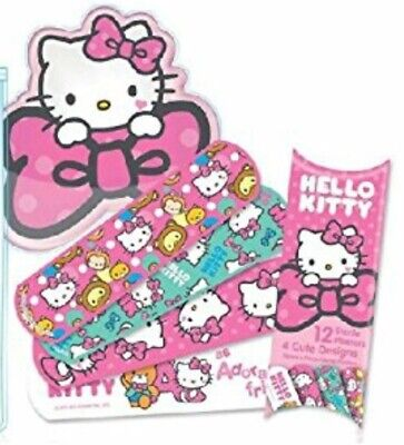 Hello Kitty Bump And Scraps Travel Set Plasters And Bruise Soother