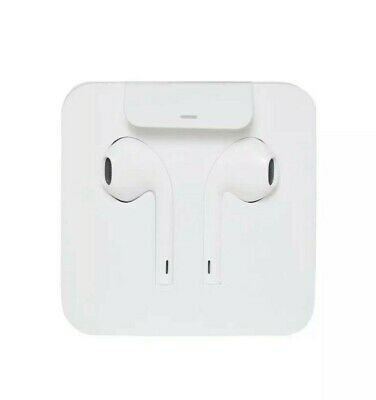 Genuine Apple Lighting Headphones For iPhone With Mic & Remote EarPods