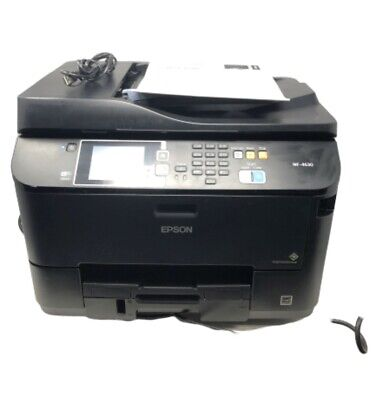 ***Epson WorkForce Pro WF-4630 All-in-One Printer/Copier/Scanner/Fax Machine***