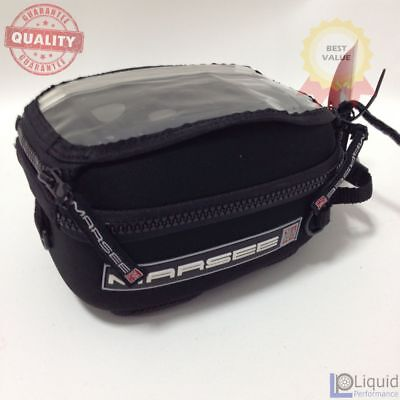 99d6f7a49cd8 Marsee 1.5 L Bullet Bag w/ Magnetic Mount, TOP QUALITY, Tank bag Universal  Fit