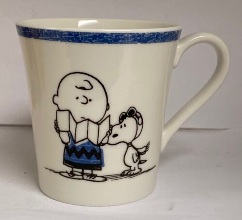 SNOOPY CERAMIC FLYING ACE MUG