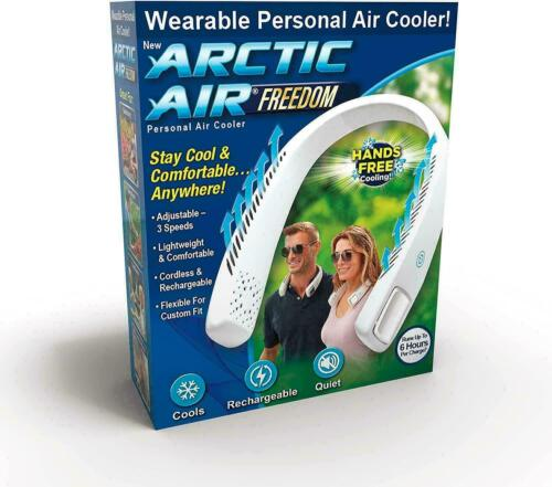 Arctic Air Freedom Personal Air Cooler As Seen On TV Small Ontel Portable