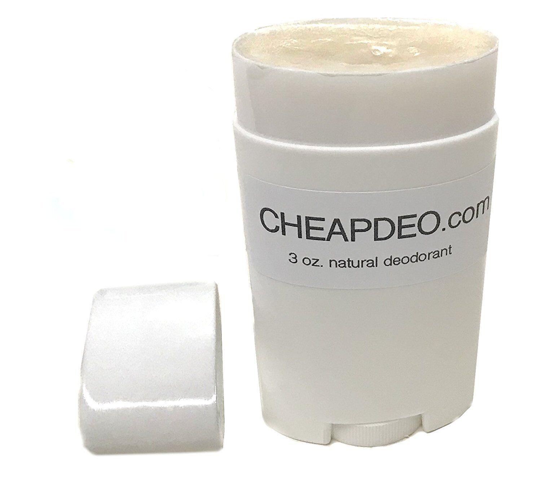 cheap natural deodorant premium ingredients essential oils