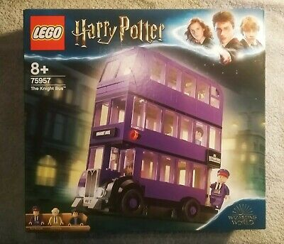 LEGO Harry Potter The Knight Bus (75957). Brand New!