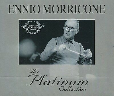 Ennio Morricone : The Platinum Collection (3 CD)