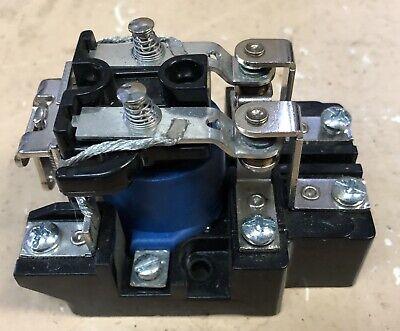 Power relay, contactor, DELTROL Controls DPDT 20241-83, coil 120 VAC 120vac Power Relay