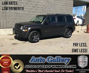 2015 Jeep Patriot High Altitude *Lthr