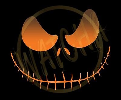 Jack Skellington Nightmare Before Christmas Halloween Image Men's T-Shirts