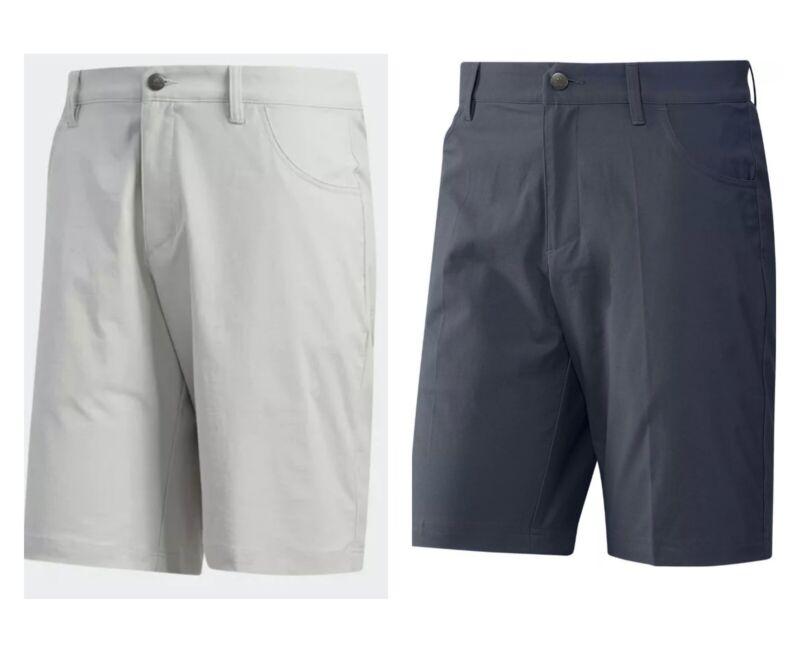 New 2020 Adidas Adicross Beyond 18 Five- Pocket Golf Shorts