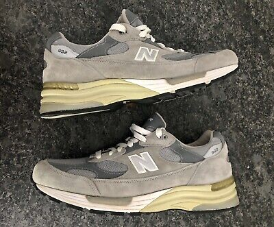 New balance 992 Grey M992 Size 14D Excellent Condition. Worn Once