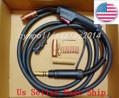 Us Seller Mig Welding Gun 15 200amp Replacementlincoln Magnum 250lpower Mig