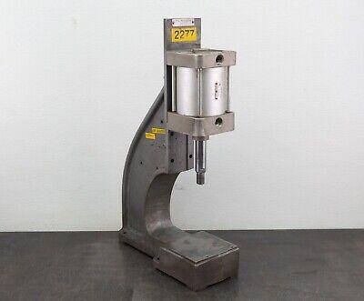 Mead-usa Bench Press 12 Ton Pneumatic Air Punch Press