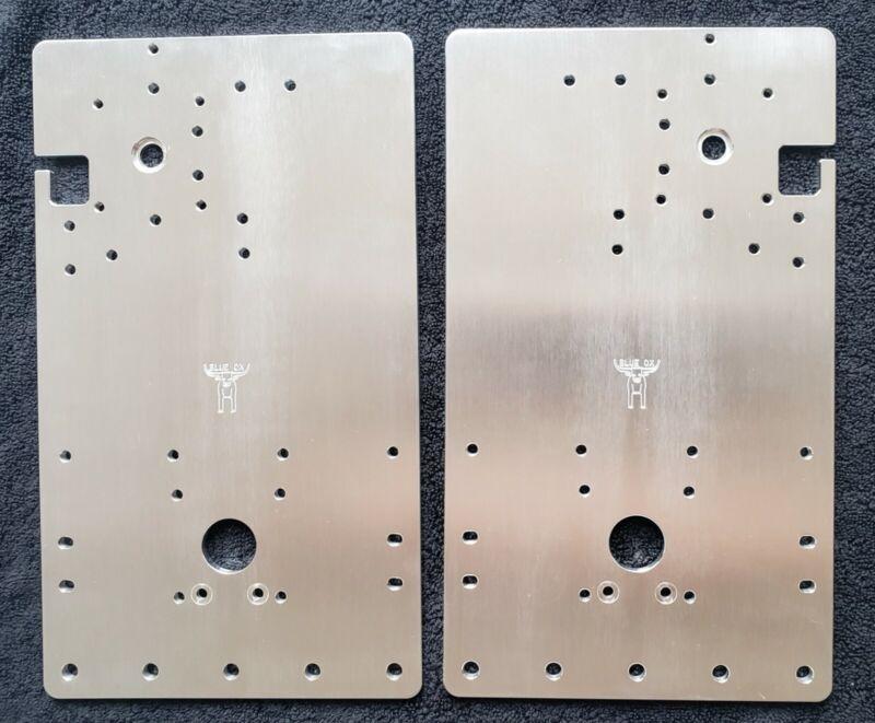 Deluxe WorkBee Taller Y Side Plates (Seen at Openbuilds)