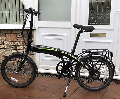Carrea Cross City Folding Bike