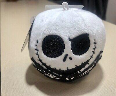 Hallmark Fluffball Jack Skellington Nightmare Before Plush Ornament/Decoration